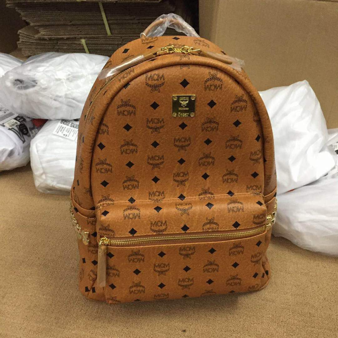 how to tell if a mcm bag is fake