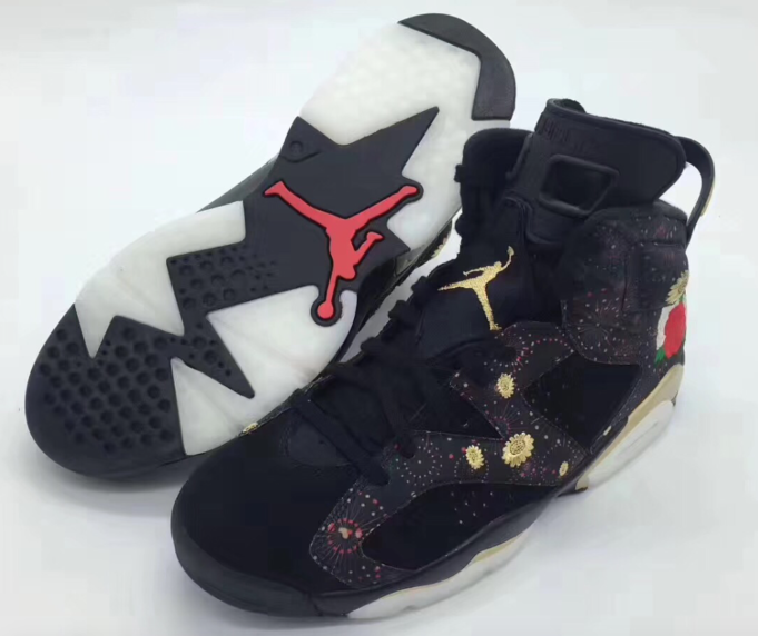6f2fd1f4f02559 Air Jordan 6 Chinese New Year - HOPKICKS SNEAKERS
